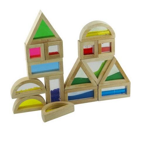 0929: Educational Experience Sensory Blocks