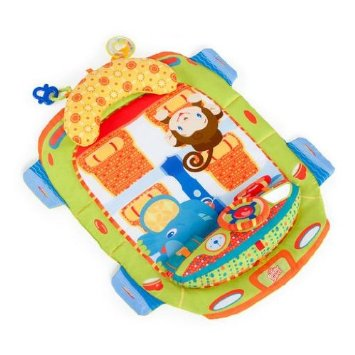0938: Bright Starts Tummy Cruiser (Baby floor mat)