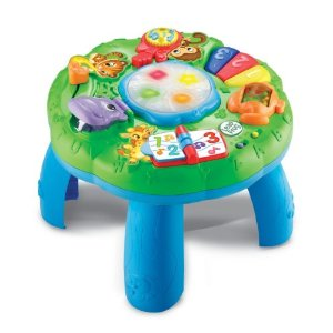 0940: Leap Frog Animal Adventure Learning Table