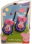 0942: Peppa Pig Walkie Talkies