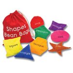 0945: Shapes Beanbags