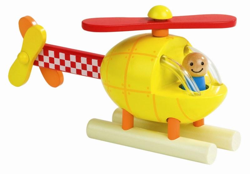 0947: Janod Magnetic Aeroplane & Helicopter
