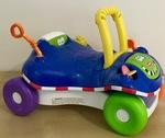 0054: Play Skool Ride On