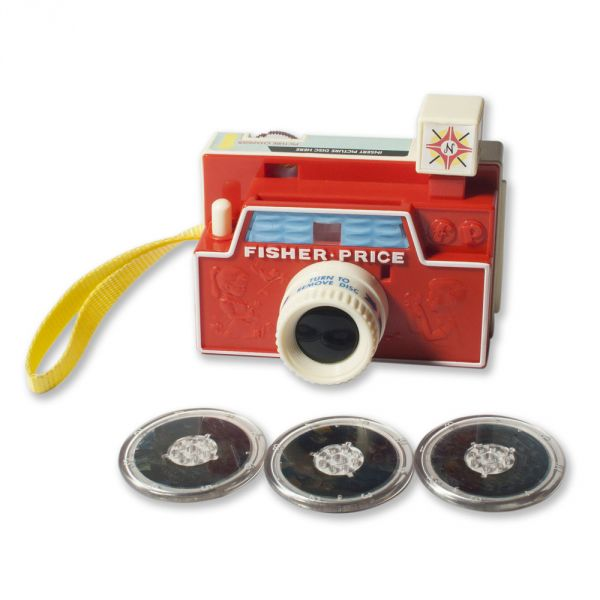 0965: Fisher Price Classics Changeable Disc Camera
