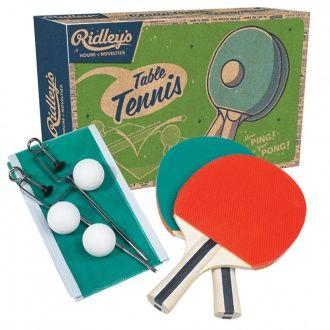 0967: Ridleys Table Tennis Set