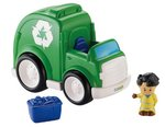 0970: Fisher Price Little People Recycling Truck