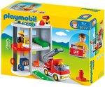 0990: Playmobil 6777 Fire Station