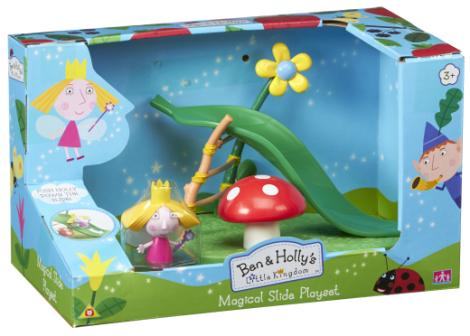 0991: Ben & Holly's Little Kingdom- Magical Slide Playset