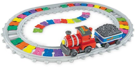 0993: Learning Resources - Melody Express Musical Train