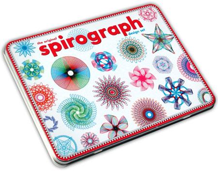 0996: Spirograph Set