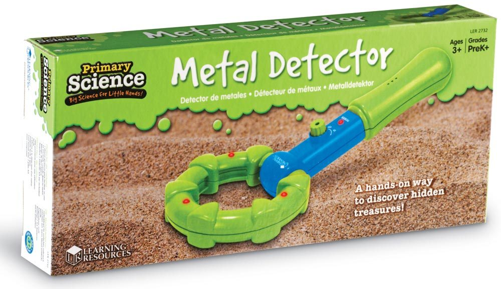 0997: Learning Resources Metal Detector