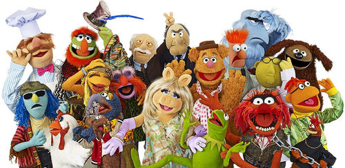 D001: Disney - The Muppets