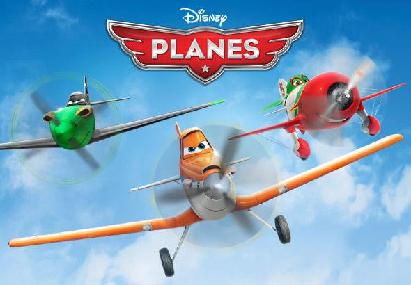 D0004: Disney - Planes