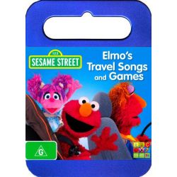 D006: Sesame Street - Elmo's Travel Songs and Games