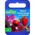 D006: Sesame Street - Elmo's Travel Songs and Games