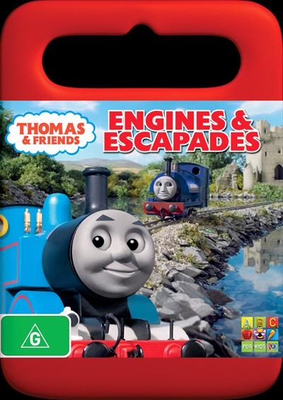 D008: Thomas the Tank - Engines and Escapades