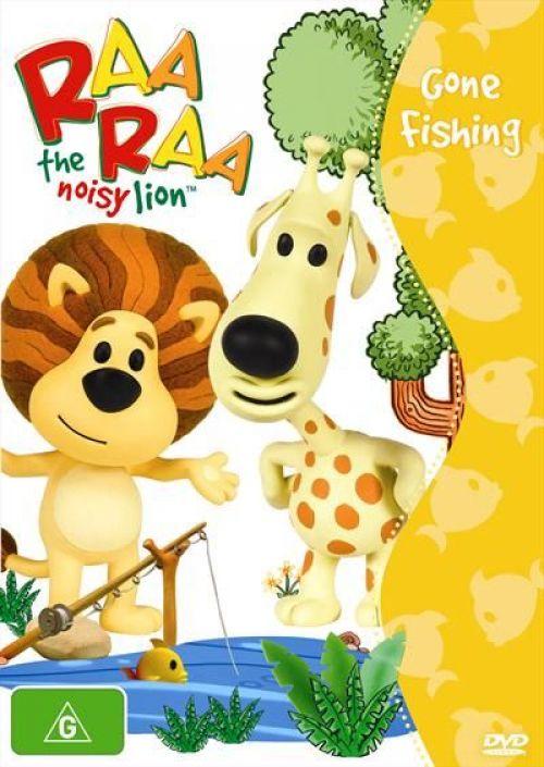D021: Raa Raa the Noisy Lion - Gone Fishing