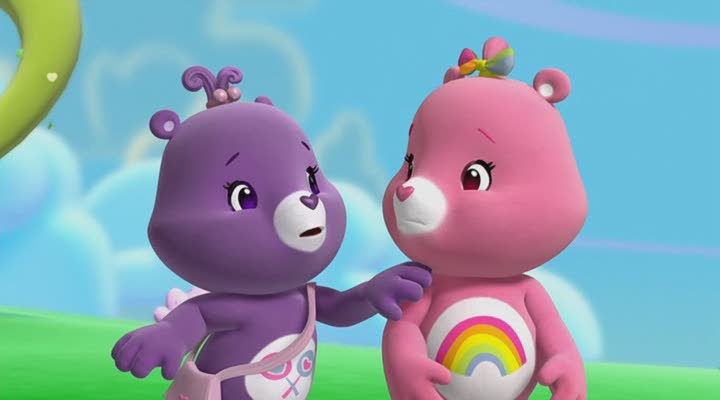 D022: Care Bears to the Rescue Movie