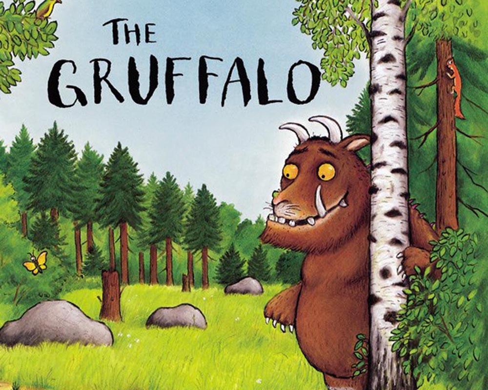 D024: The Gruffalo