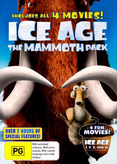 D26: Ice Age - The Mammoth Pack