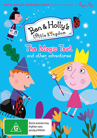 D031: Ben & Holly's Little Kingdom - The Magic Test