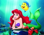 D032: Disney - The Little Mermaid