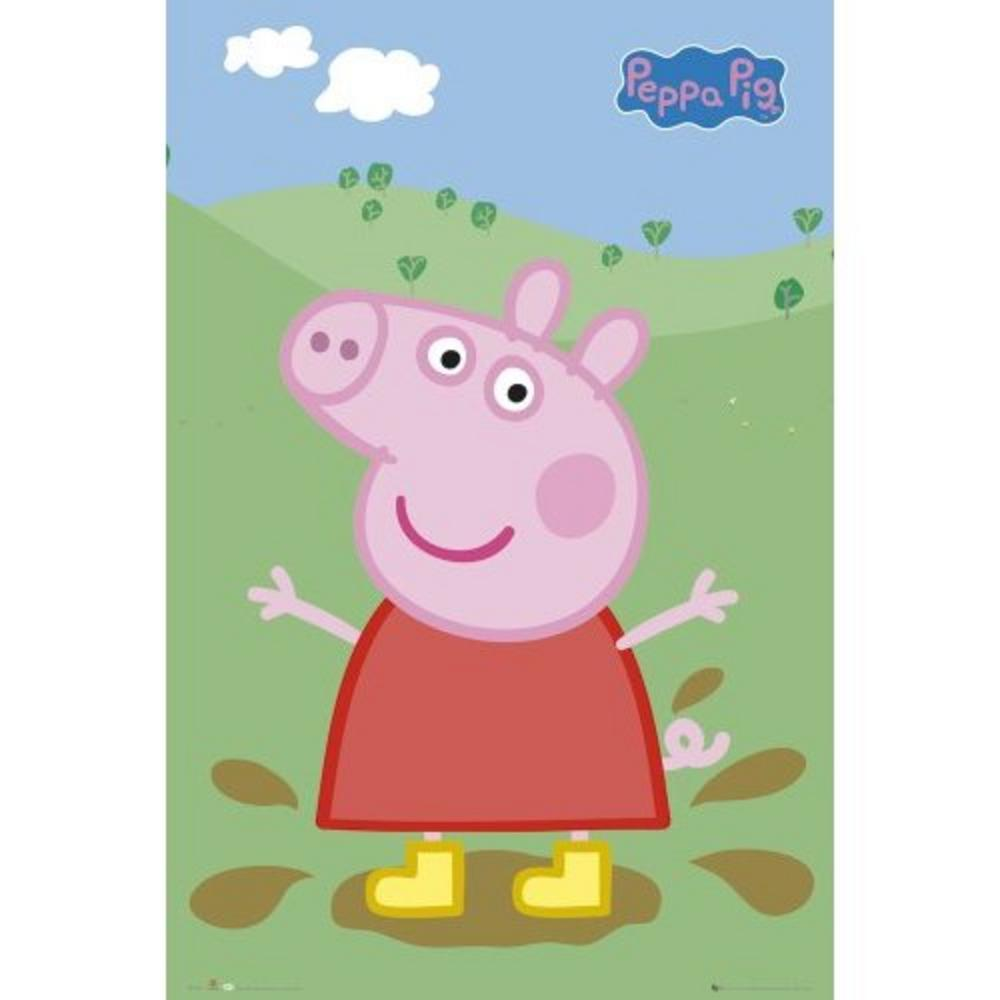 D034: Peppa Pig -Piggy Back Pack Volume Two