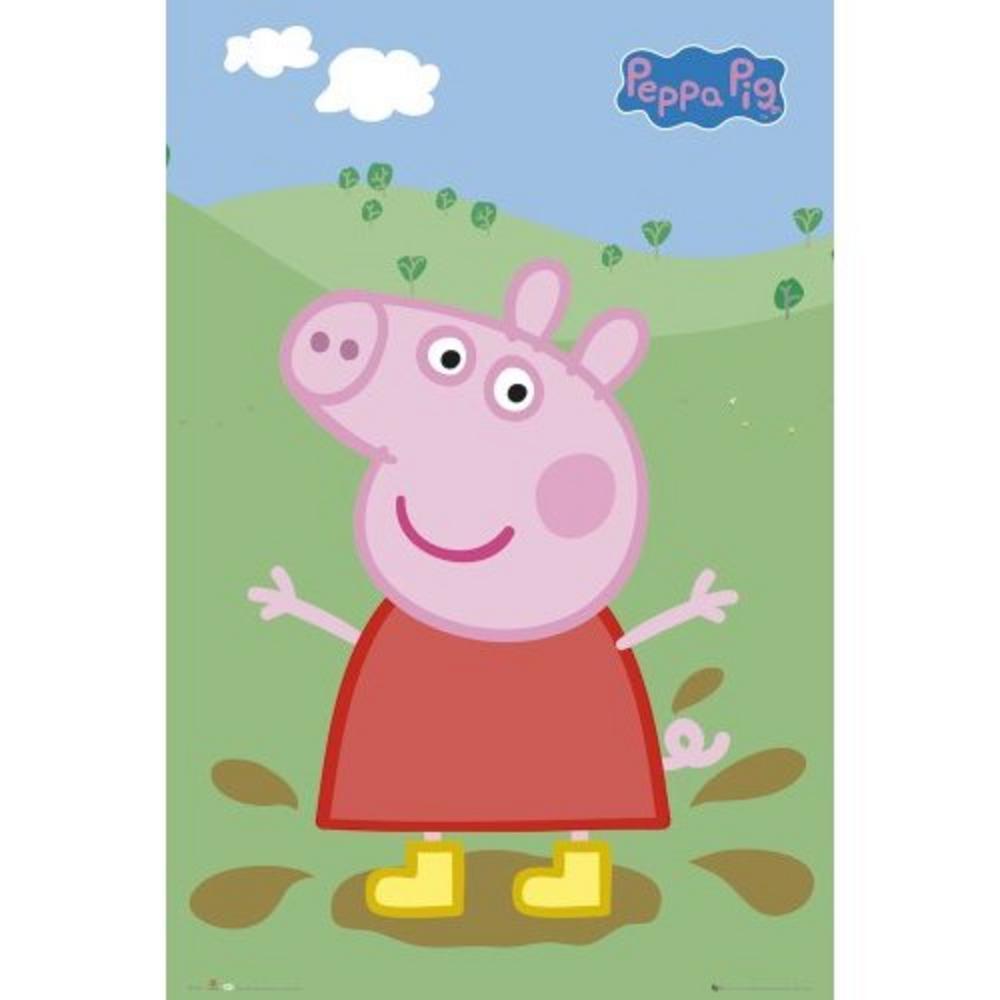 D034: Peppa Pig -Piggy Back Pack Volume Two