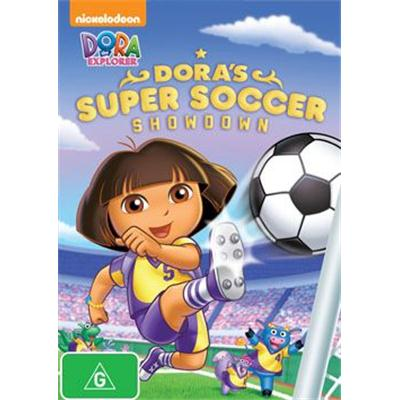 D038: Dora's Super Soccer Showdown