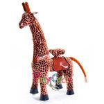 0063: Giraffe Ponycycle