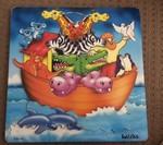 P0109: Noah's ark wooden puzzle