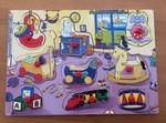 P0136: Toy room Puzzle