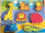 P0148: Kaper Kidz Jungle Animal Puzzle