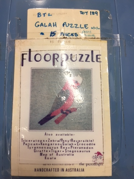 P189: Galah Puzzle