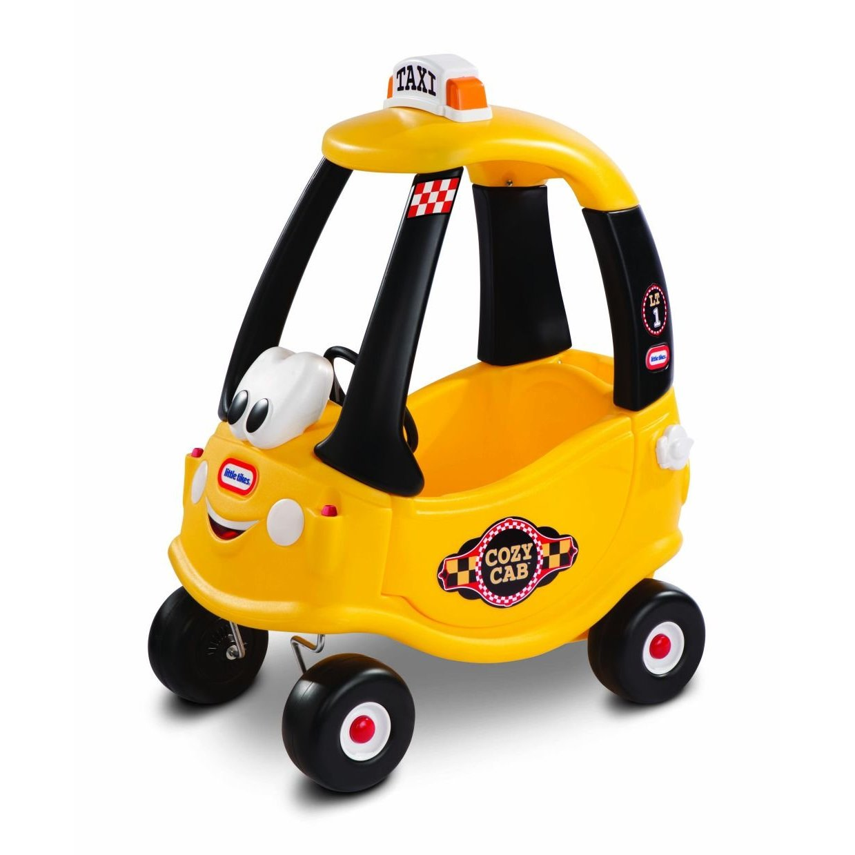 0076: Little Tikes Cozy Cab