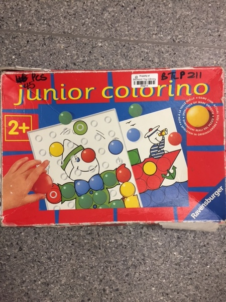 P211: Junior Colorino