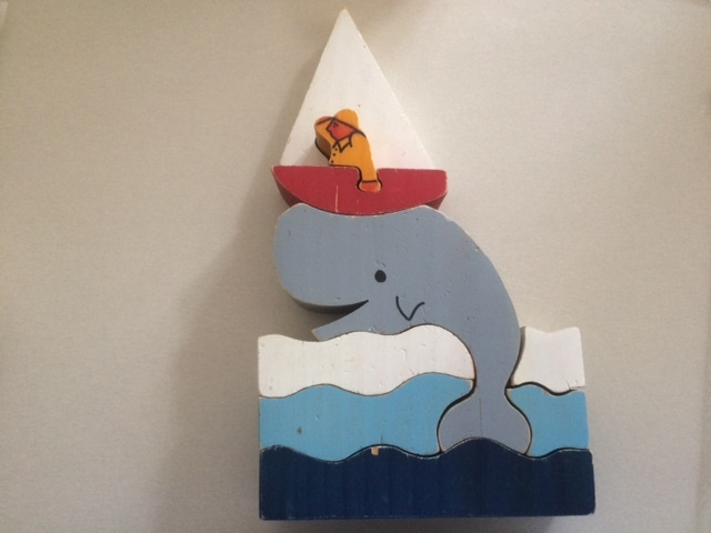 P0219: Whale Vertical Puzzle