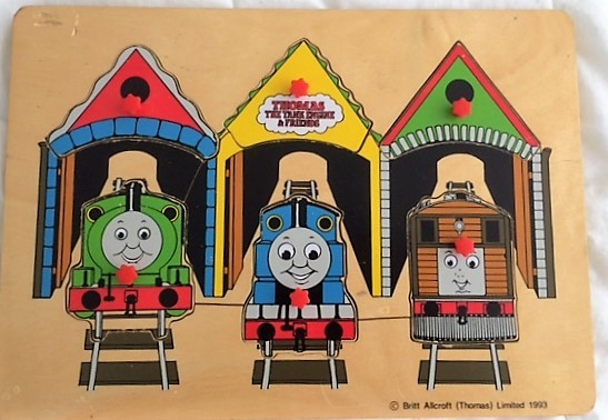 P0241: Thomas the Tank Engine Puzzle