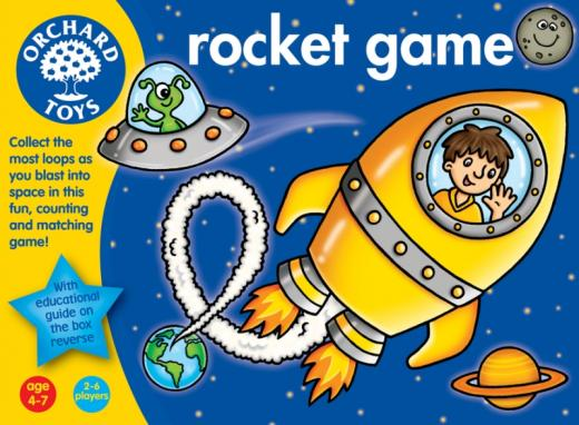 P356: Orchard Toys Rocket Game