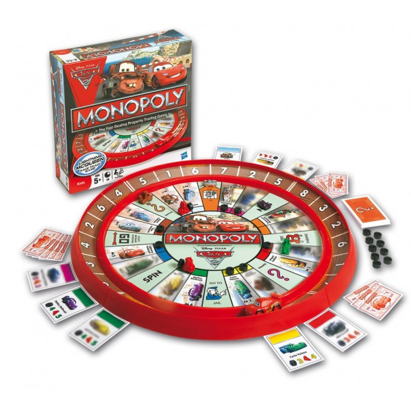 P362: Cars2 Monopoly
