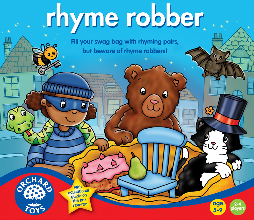 P367: Orchard Toys Rhyme Robber
