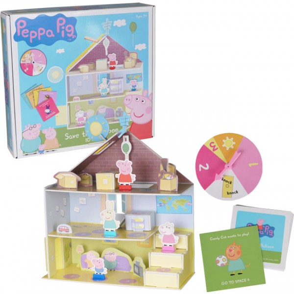 P380: Peppa Pig Save the Balloon Game