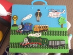 P401: Thomas & Friends Felt Board