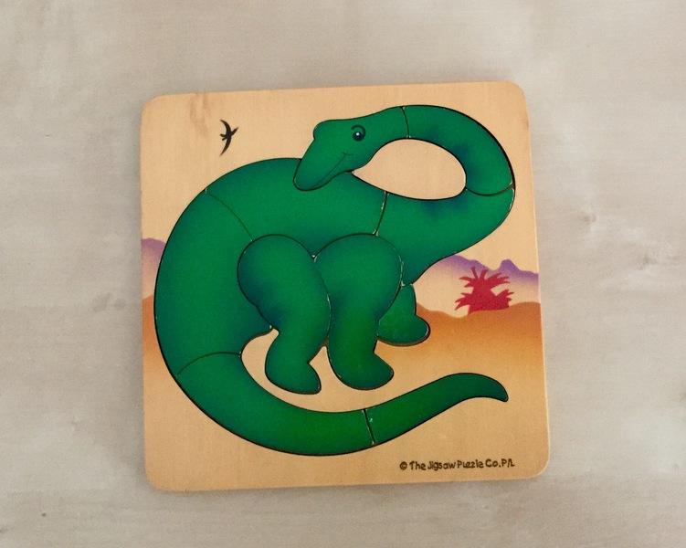 P546: Dinosaur puzzle