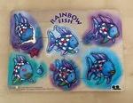 P635: Rainbow Fish