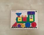 P658: Train shape puzzle