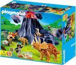 0002: Playmobil Volcano