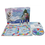 P384: Frozen Surprise Slides Game