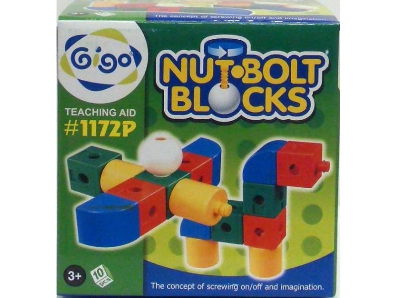 0534: Gigo Nutbolt Blocks