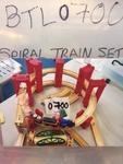 0700: Spiral Train Set